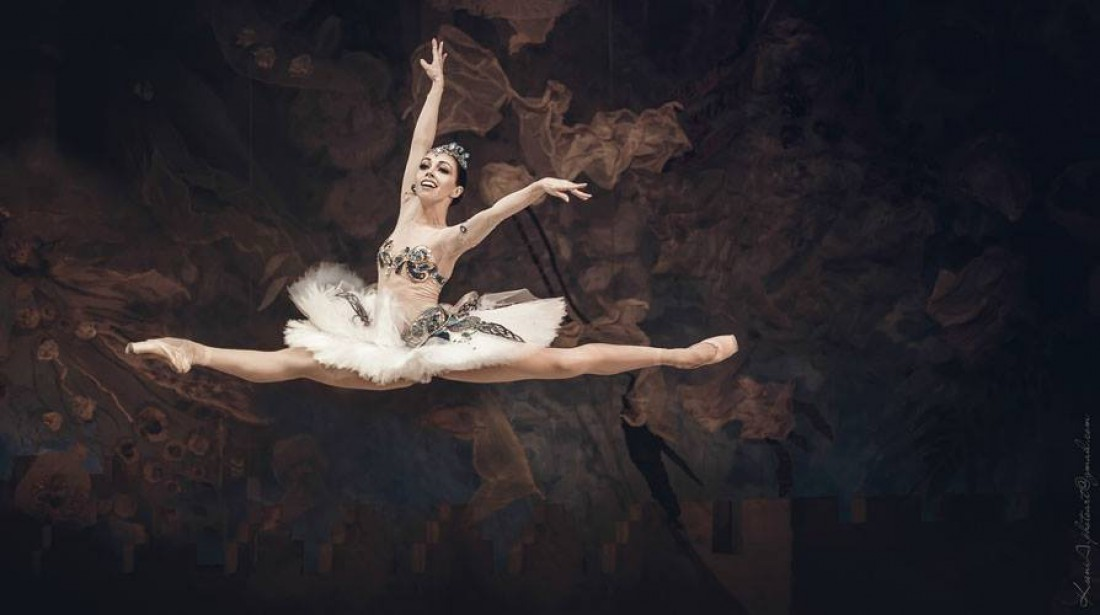Екатерина Кухар, балет Корсар