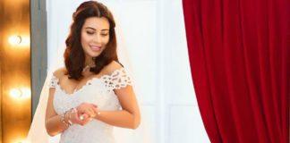 рамина свадебное платье