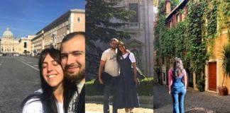 медовый месяц Джамалы