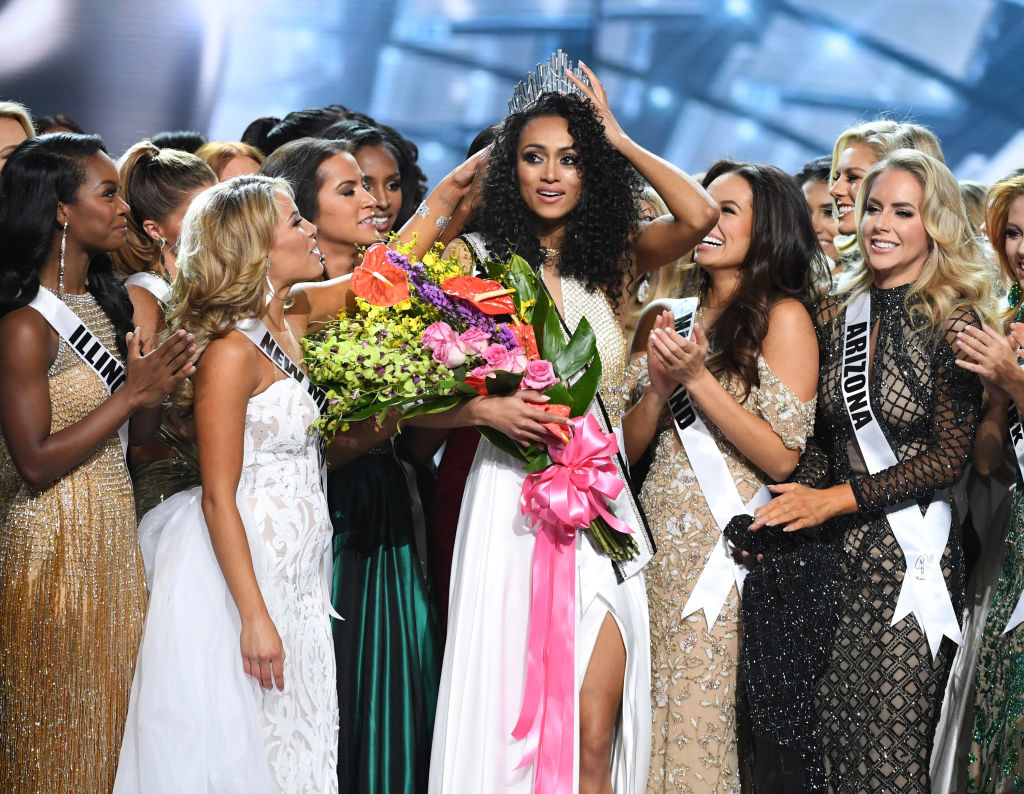 Мисс США 2017