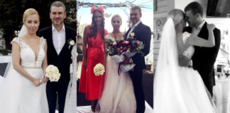 Свадьба Тони Матвиенко и Арсена Мирзояна