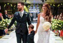Свадьба Месси