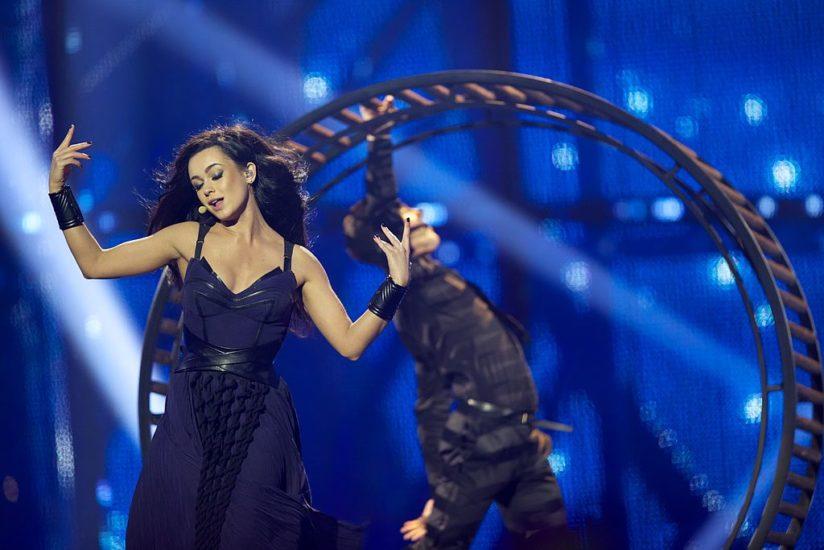 Мария Яремчук в финале Евровидения 2014