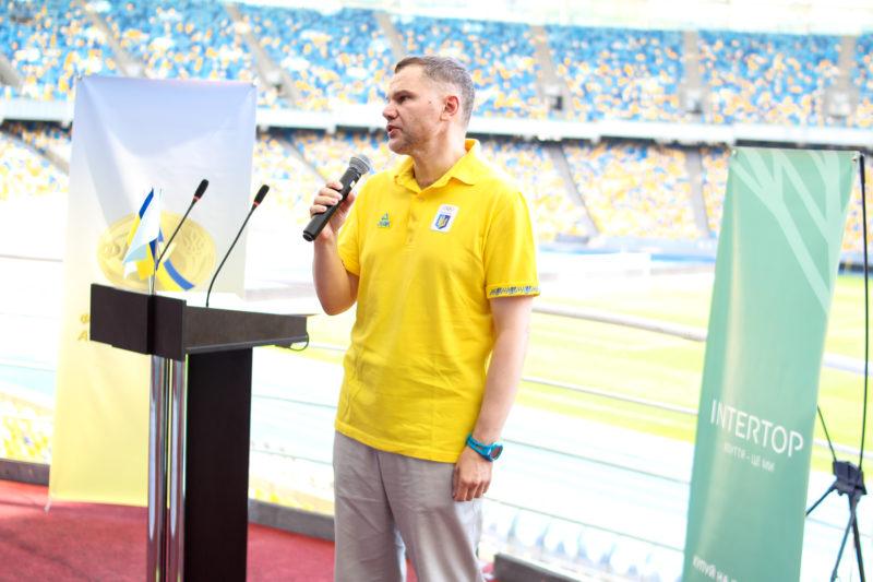 Президент ФЛАУ Игорь Гоцул