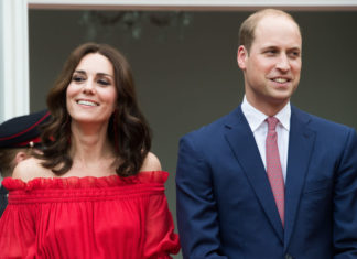 Кейт Миддлитон принц Уильям