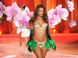 Алессандра Амбросио Victoria's Secret Fashion 2012