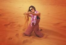 Алессандра Амбросио в Дубае