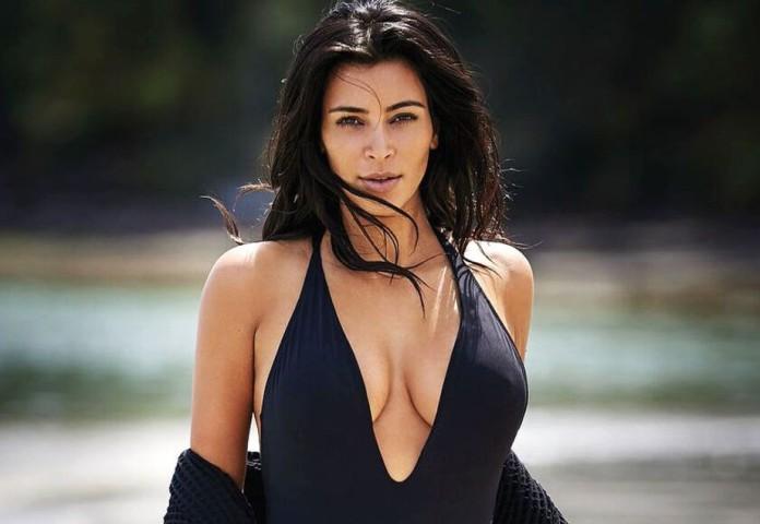Ким Кардашян