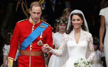 Свадьба принца Уильяма, герцога Кембриджского, и Кэтрин Миддлтон, 29 апреля 2011 года