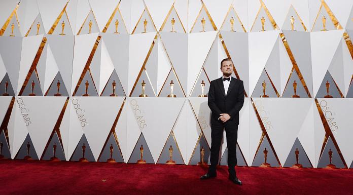 Леонардо ди Каприо Оскар 2016