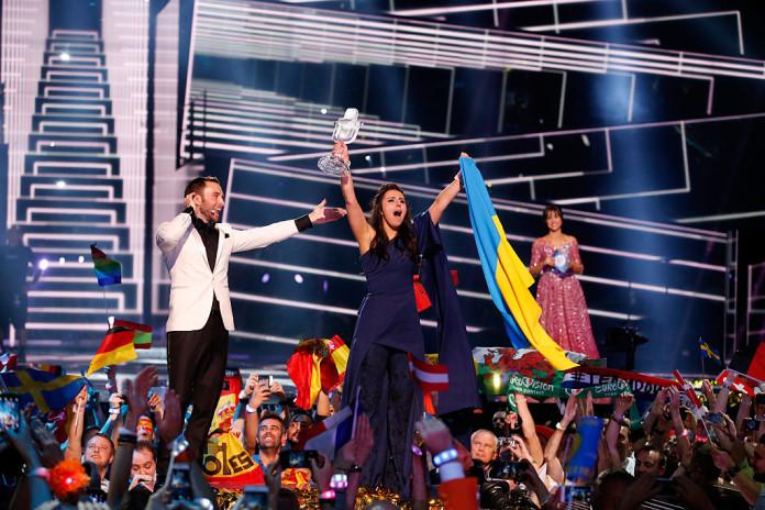 Джамала Евровидение