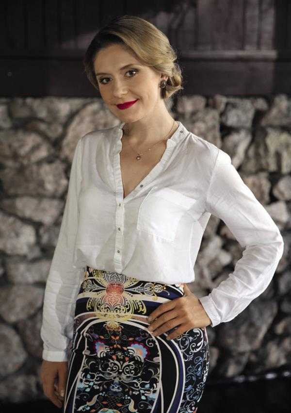 Екатерина Кистень