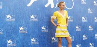 Лили-Роуз Депп на Венецианском кинофестивале 2016