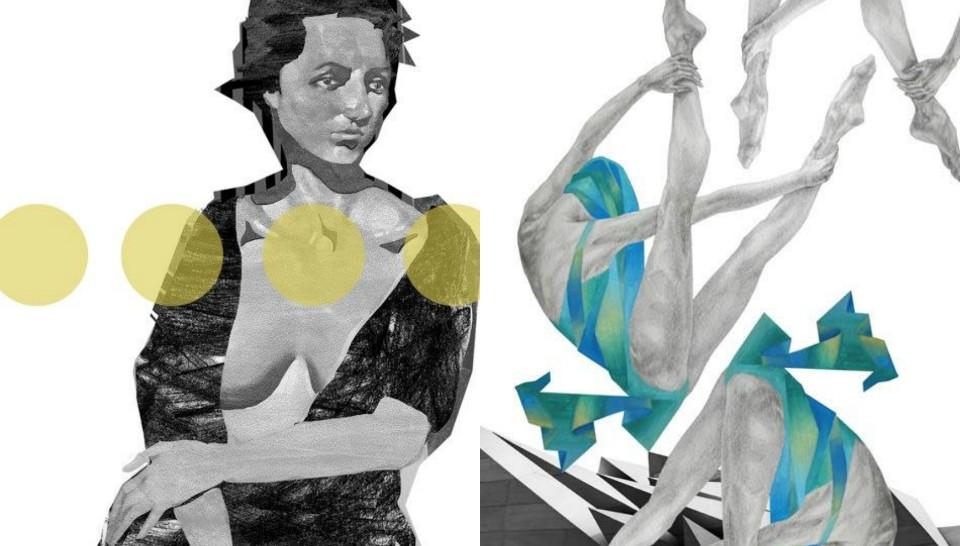 fashion-иллюстрации