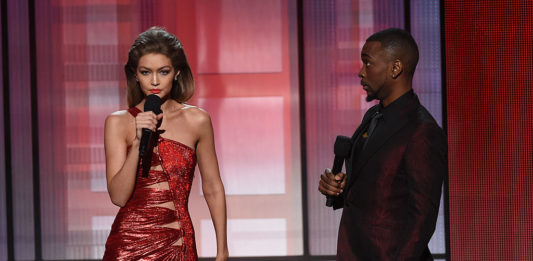 Джиджи Хадид American Music Awards