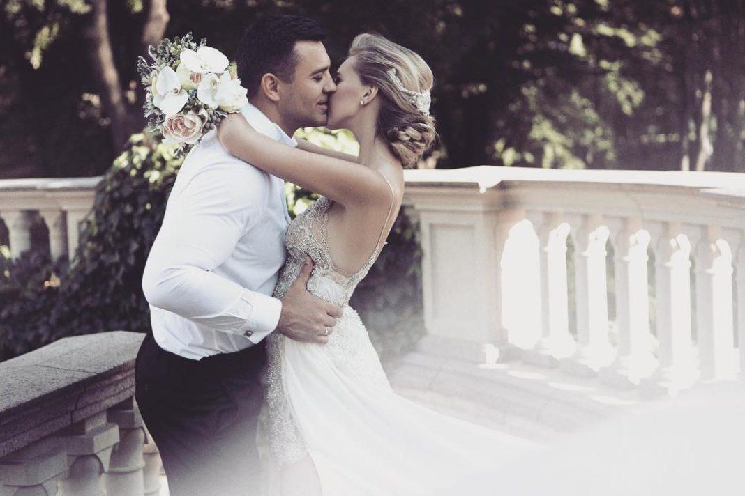 Свадьба Николая Тищенко