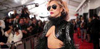 Леди Гага на GRAMMY Awards 201