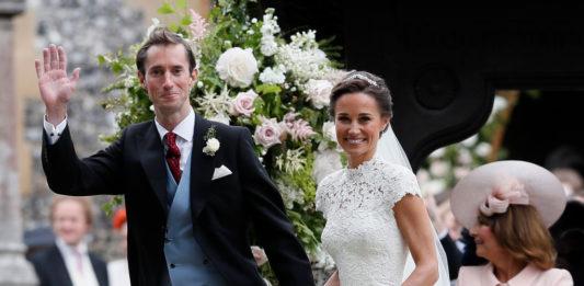 Свадьба Пипы Миддлтон 2017