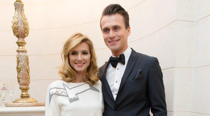 Александр Скичко и Лиза юрушева