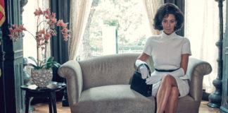 Ким Кардашян в образе Джеки Кеннеди