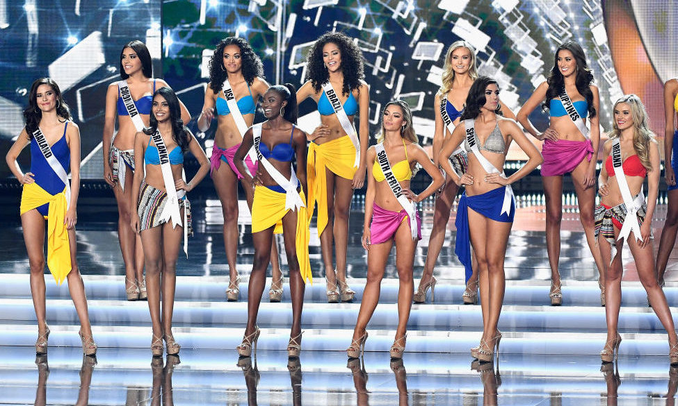 Конкурс бикини Мисс Вселенная 2017