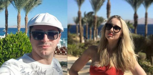 Притула с женой 2018