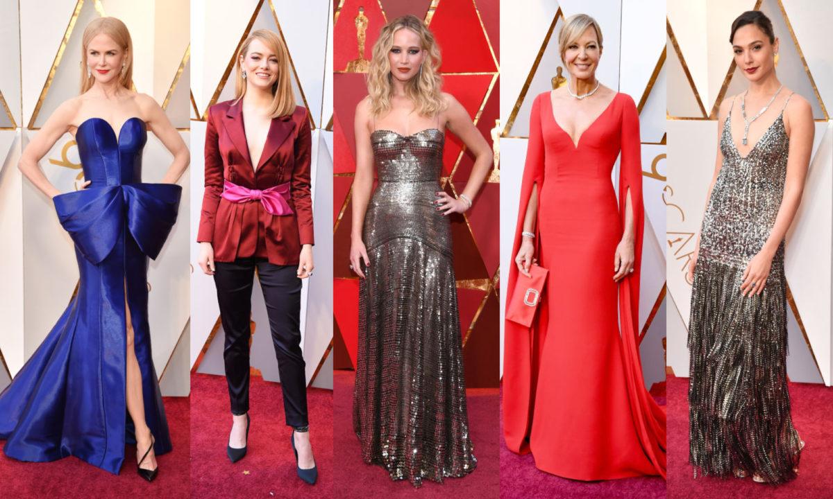 9b706ce38d4c Лучшие платья красной дорожки «Оскара» 2018   Караван