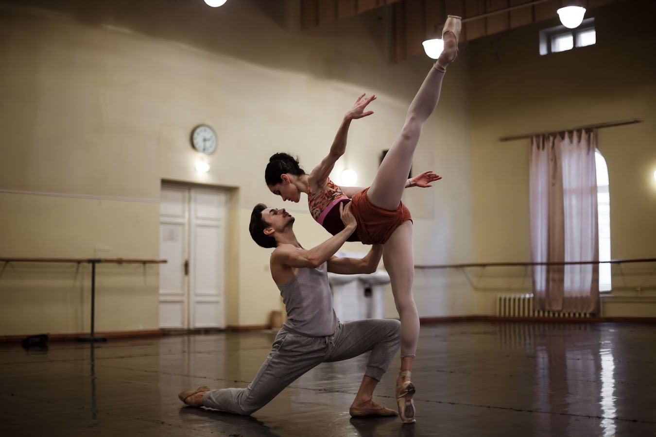 балета в приват фильмах натрите