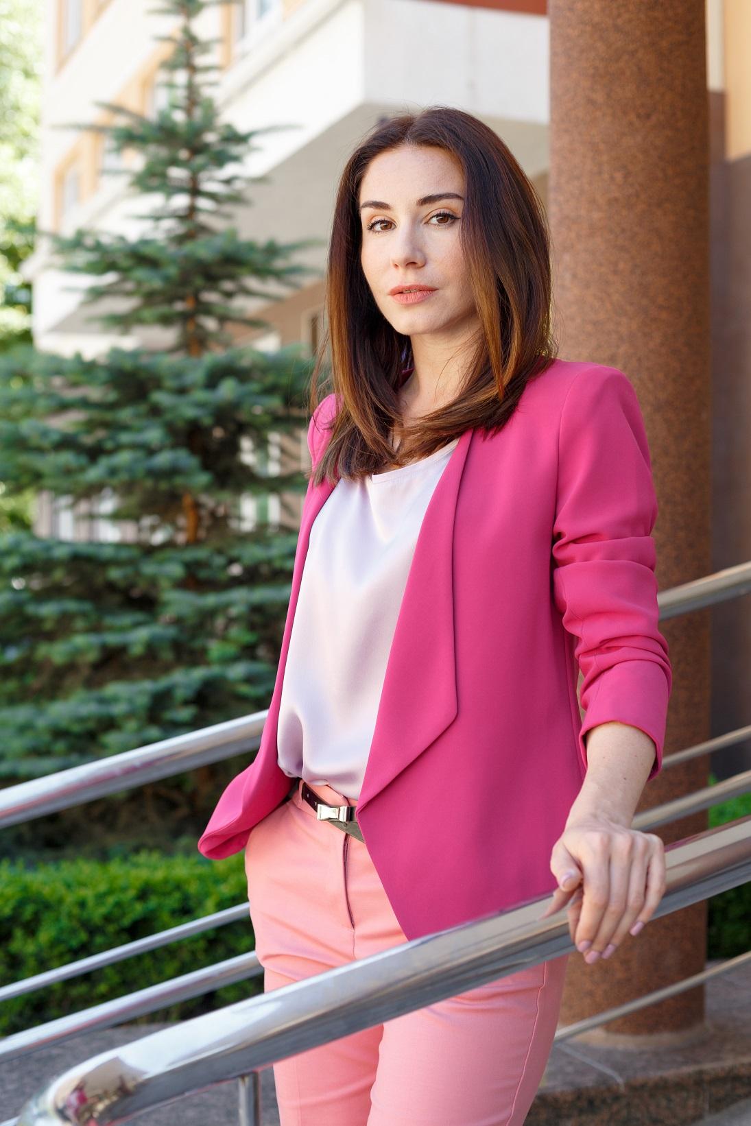 Янина Андреева