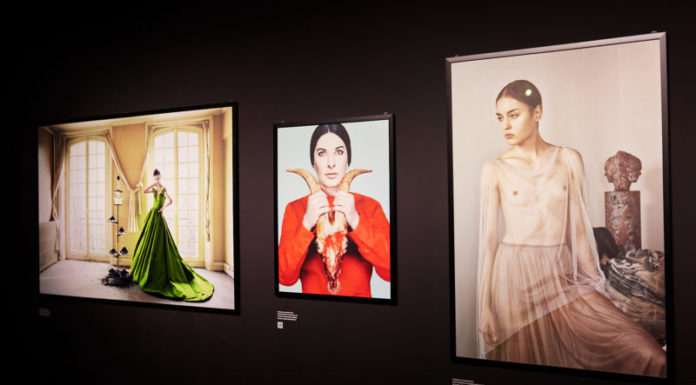 Выставка Vogue UA