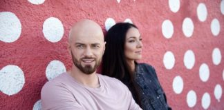 Влад Яма с женой фото