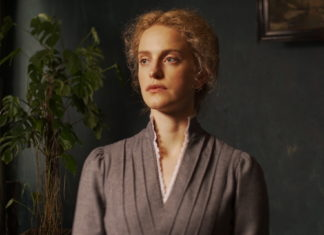 Дарья Полунина в образе Леси Украинки