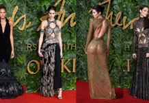 The Fashion Awards 2018