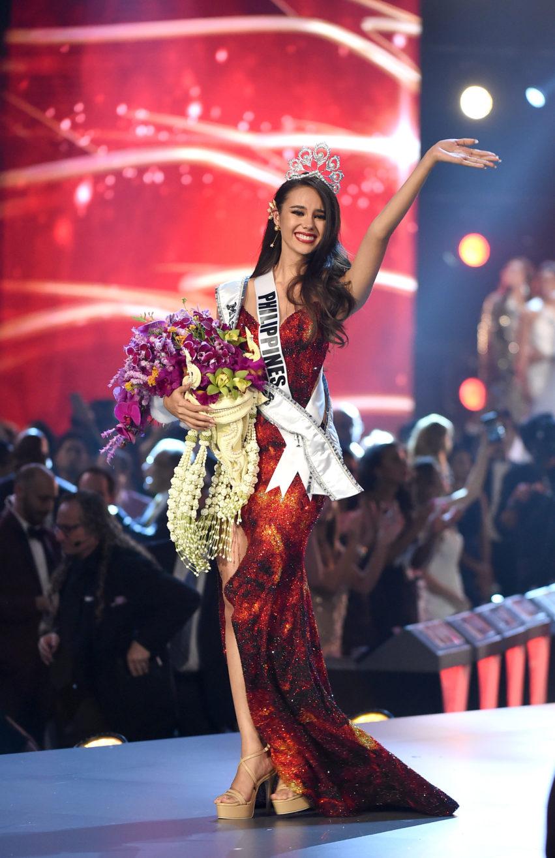 Мисс Вселенная 2018 Катарина Грей