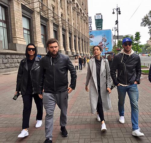 Съемки Prime-Show в Киеве, 2018 г.