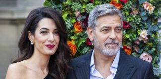 Джордж и Амаль Клуни