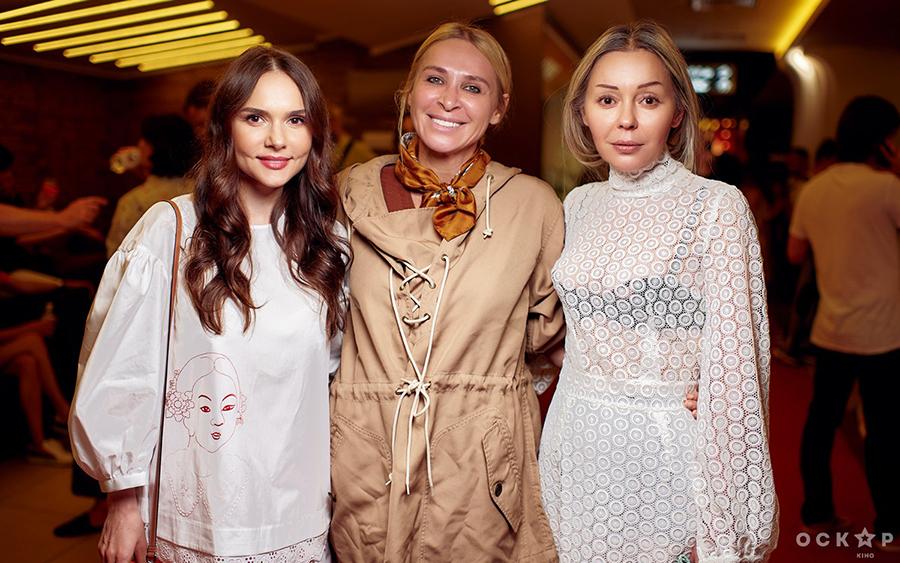 Алена Лавренюк, Вита Кин, Оксана Берг