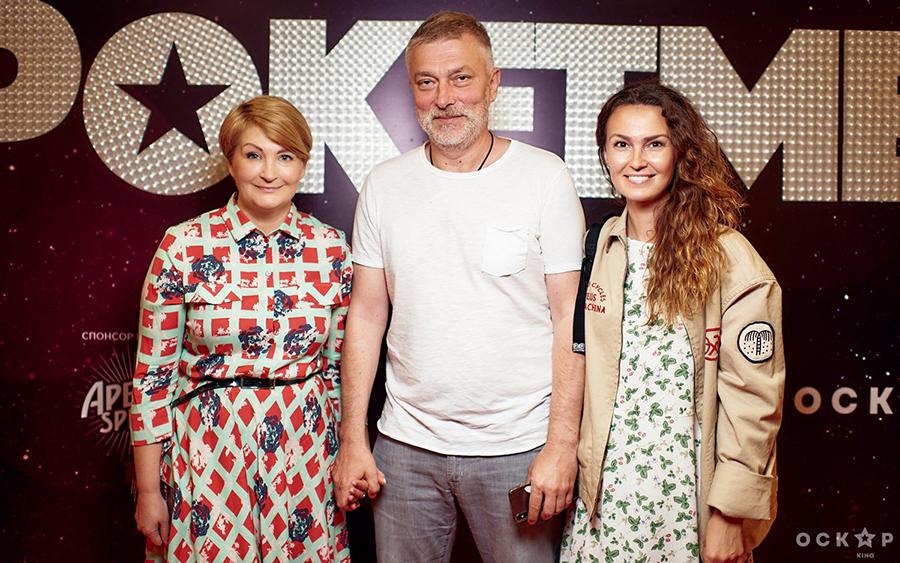 Ирина Данилевская, Сергей Созановский, Ирина Костюк