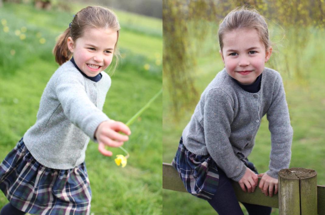 принцесса Шарлотта фото 2019