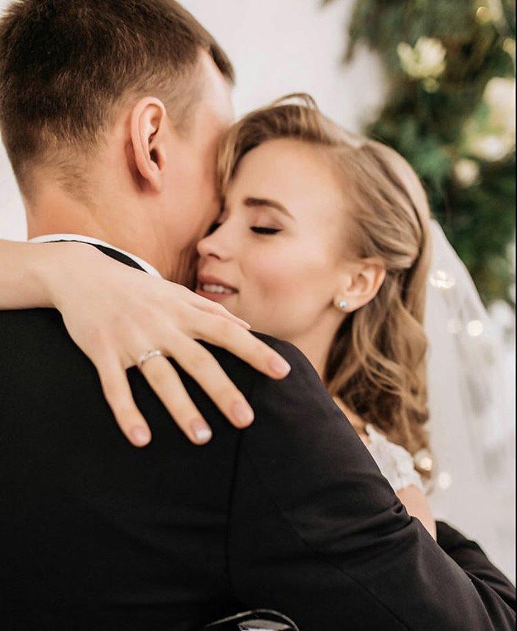 Анна Кошмал вышла замуж