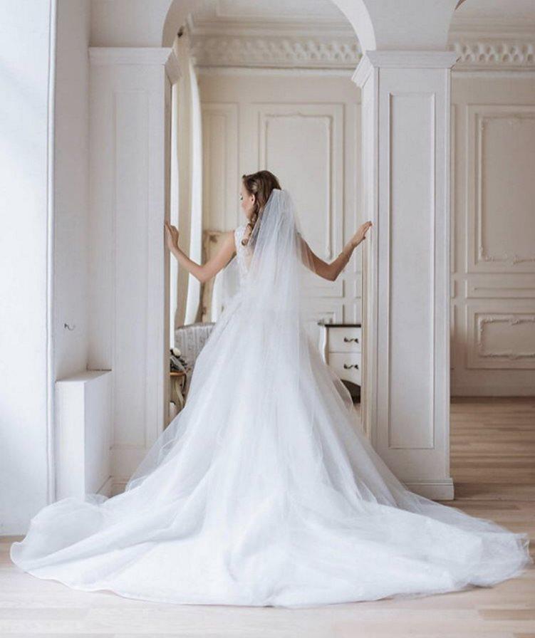 Свадебное платье Анны Кошмал