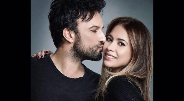 Таркан с женой