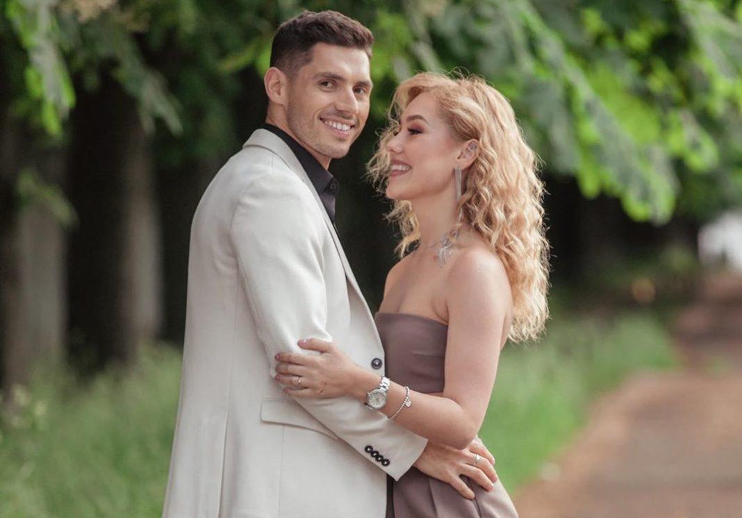 Никита Добрынин и Даша