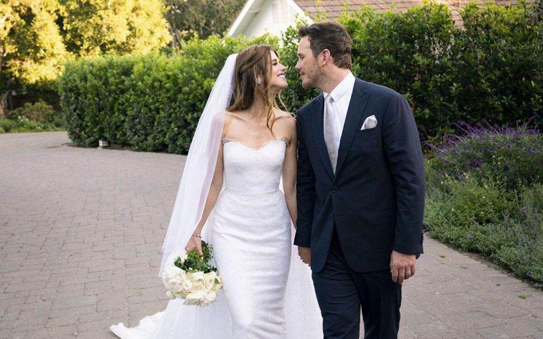 Свадьба Криса Пратта и Кэтрин Шварценеггер