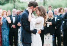 Свадьба Тома Эллиса