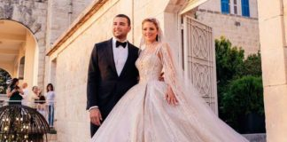 Свадьба Эли Сааба