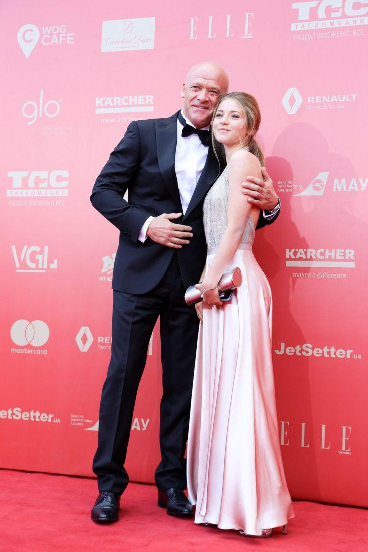Геннадий Труханов с дочерью Алисой