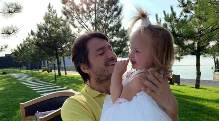 Сергей притула с дочерью Соломией