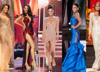 Мисс Вселенная: победительницы