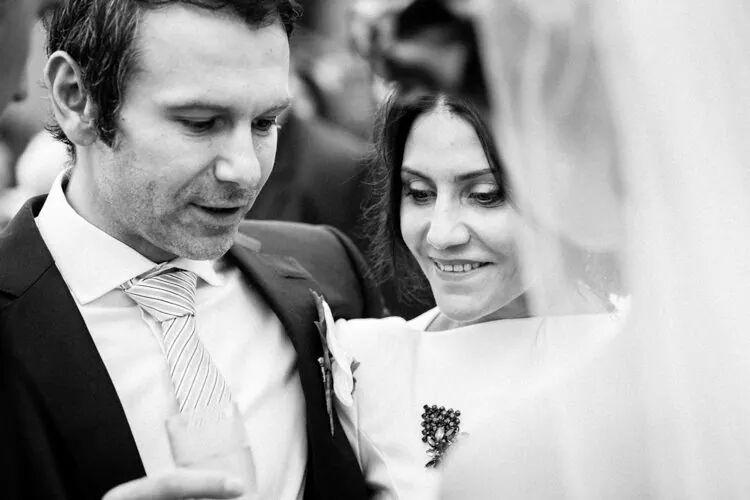 Свадьба Святослава Вакарчука и Ляли Фонаревой